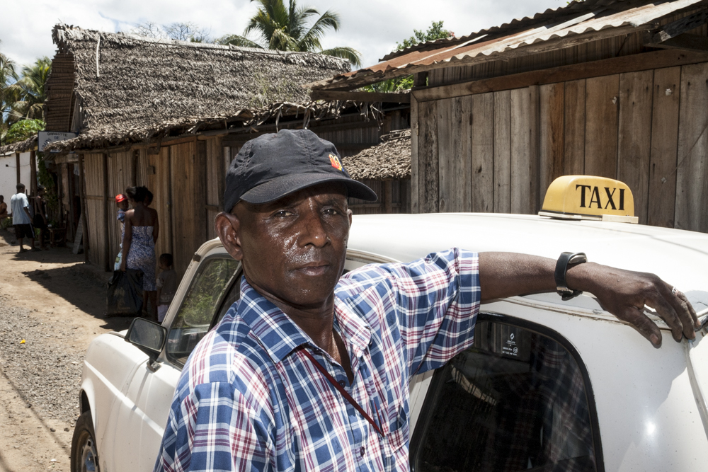 Taxifahrer Pierre Nosy Be 01